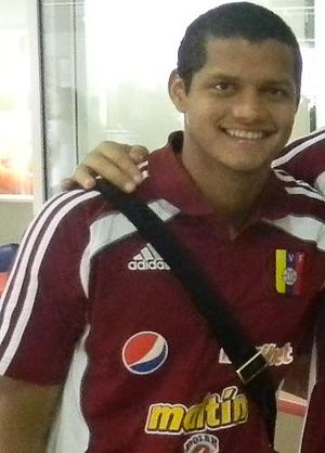 Roberto Rosales - Rosales at the national side.