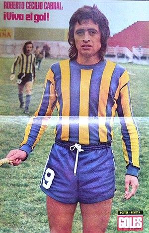 """Roberto Cabral - Image: Roberto """"Pío"""" Cabral"""
