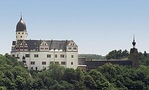 Rochsburg Castle - Schloss Rochsburg