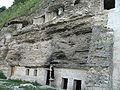 Rocky monastery near Tipova.jpg