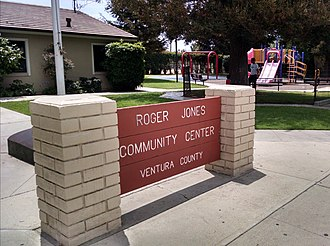 El Rio, California - Roger Jones Community Center
