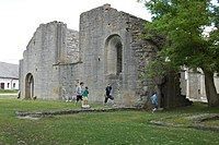 Roma abbey, church ruins.jpg