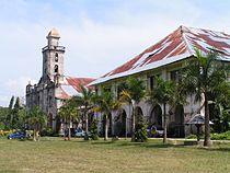 Roman Catholic church and convent, Alburquerque, Bohol, Philippines - 20040822.jpg