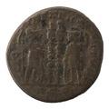 Romerskt kopparmynt, 333-335 - Skoklosters slott - 100181.tif