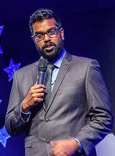 Romesh Ranganathan British comedian and actor