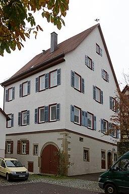 Sankt-Martin-Straße in Vaihingen an der Enz