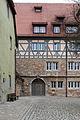 Rothenburg ob der Tauber, Spitalhof 5, Ansicht von Norden-20151230-002.jpg