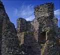 Rothesay Castle, Ruined Tower (8255666671).jpg