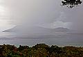 Round Efate trip, 26 Nov. 2006 - Nguna in rain from Lakenasua - Flickr - PhillipC.jpg