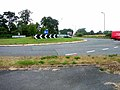 Roundabout on A689 - geograph.org.uk - 207720.jpg