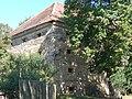 Roupov (hrad), barokní sýpka.jpg