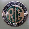 Royal Enfield motorcycle badge.jpg