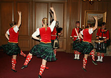 Highland Dance Shoes East Calder