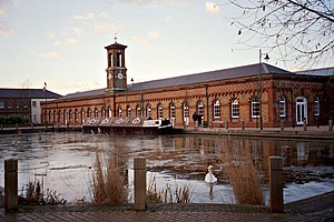 Enfield Lock -  Royal Small Arms Factory