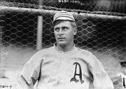 Wall of Famer Rube Oldring