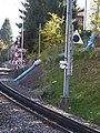 Ruckhalde - Übergang von Zahnstangenabschnitt zu Strassenbahnbereich.jpg
