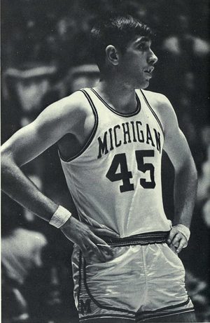 Rudy Tomjanovich - Tomjanovich from 1970 with Michigan