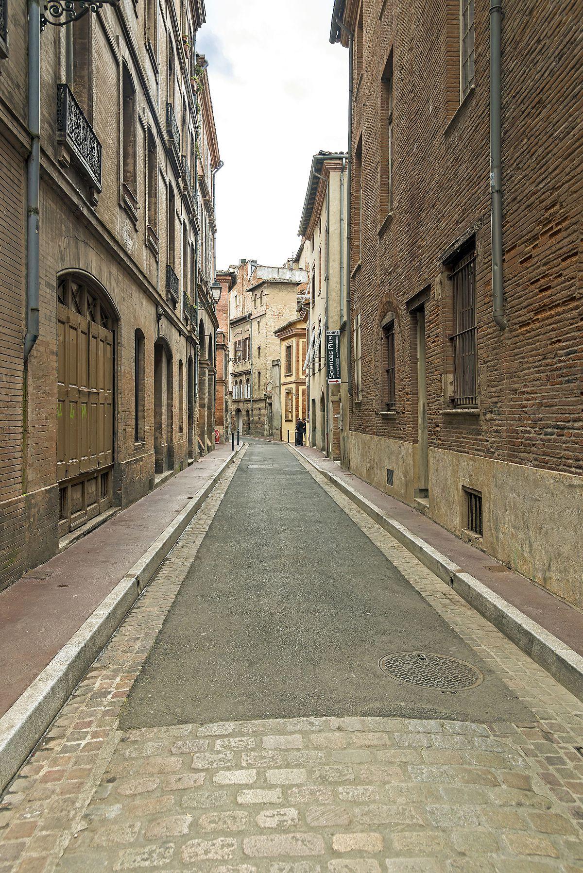 rue de la madeleine toulouse wikip dia