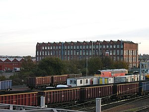 Willans & Robinson - Victoria Works, Rugby 2005