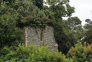 Grade I listed castle in East Hertfordshire, United Kingdom