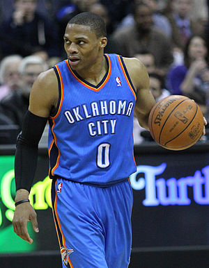 Oklahoma City Thunder - Russell Westbrook
