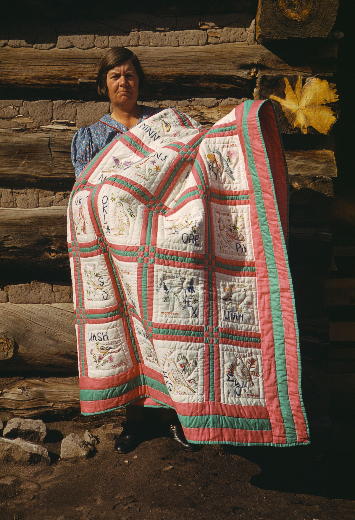History of quilting - Wikipedia