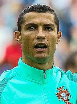 Cristiano Ronaldo. From Wikipedia ...