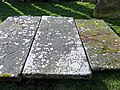 Ruthwell Churchyard gravestones, Dumfries & Galloway.jpg