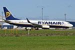 Ryanair, EI-FEF, Boeing 737-8AS (37041147166).jpg