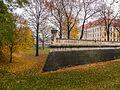 Rzeszów 042 - Zamek Lubomirskich, fortyfikacje bastionowe.jpg