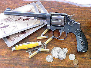 Smith & Wesson .38 Special Model z 1899