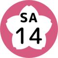 SA-14 station number.png