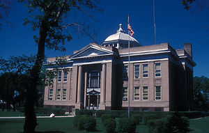 Sargent County Courthouse
