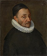 Willem of Orange (1533-1584), leader of the Dutch revolt against Spain
