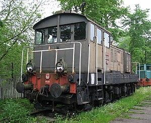PKP class SM40 - SM40 locomotive