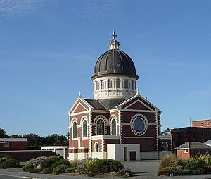 Architecture of New Zealand - The St Mary's Basilica in Invercargill was designed by Francis Petre, a renowned New Zealand architect.