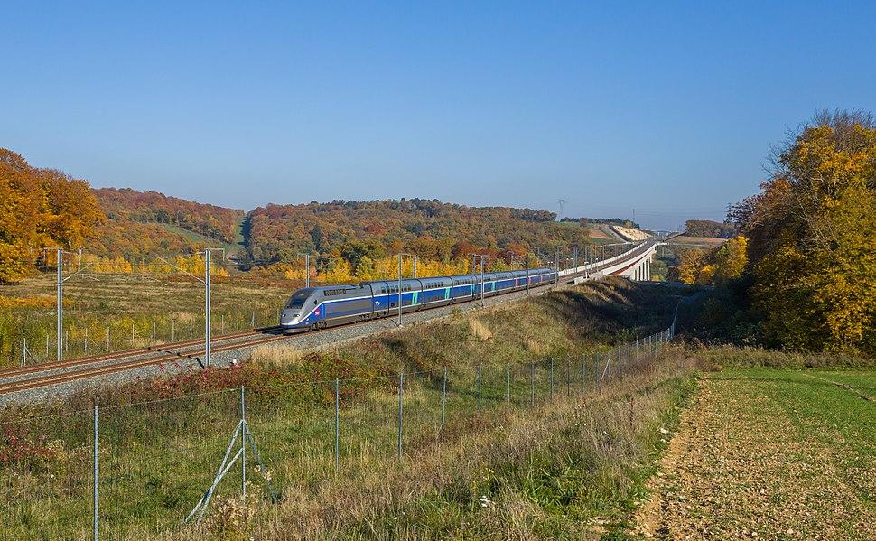 SNCF TGV Duplex H%C3%A9ricourt