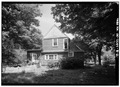 SOUTH SIDE - Lawnfield, Tenant House, 8095 Mentor Avenue (U.S. Route 20), Mentor, Lake County, OH HABS OHIO,43-MENT,2B-2.tif