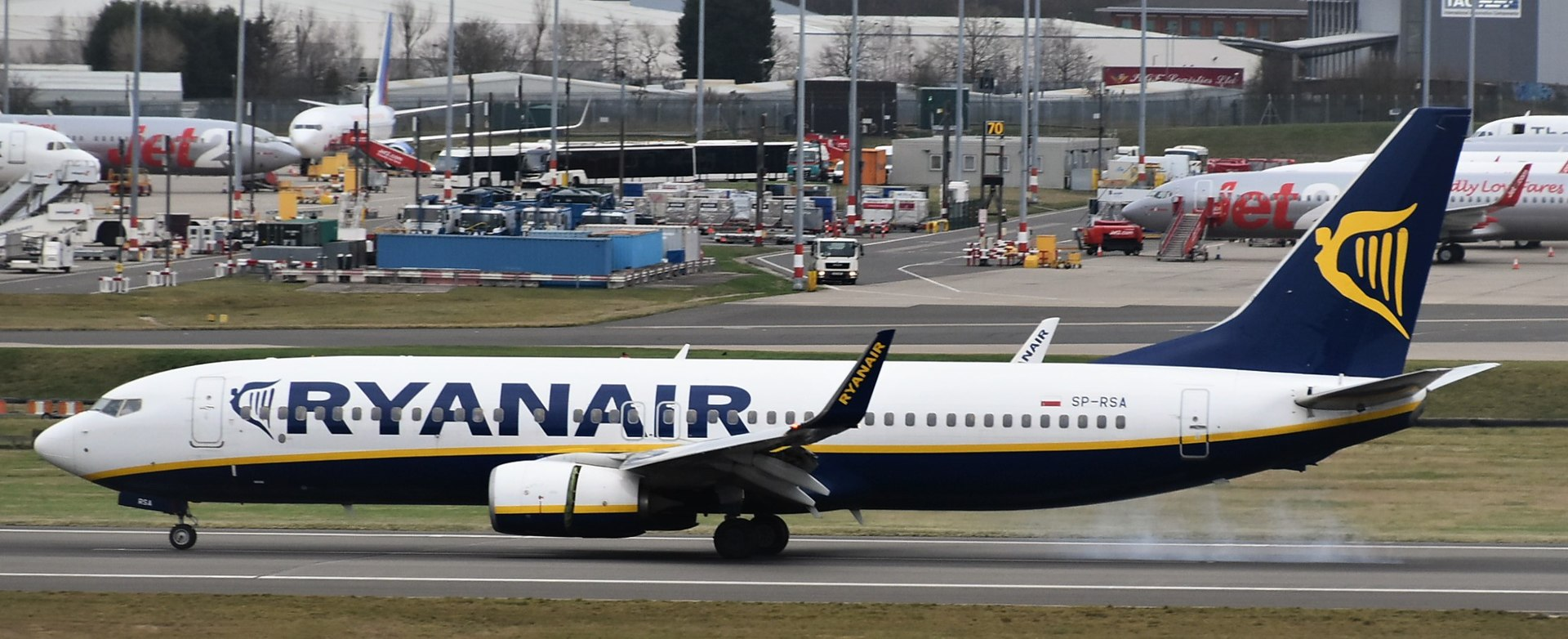 Airline Market Report — Ryanair