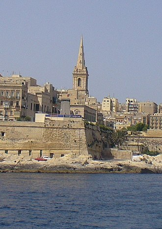 Christianity in Malta - St Paul's Anglican Cathedral