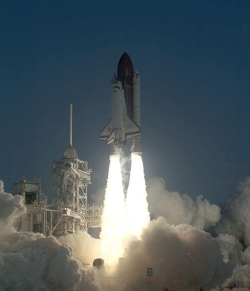 디스커버리(STS-41)호