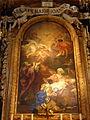 S M in Campitelli - cappella altieri - natività di s Giovanni (Baciccia) P1010700.JPG