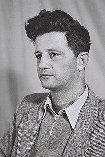 S. Yizhar Israeli writer and politician