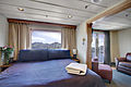 Safari Endeavour - Commodore Suite's bed.jpg