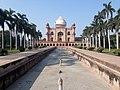 Safdarganj Tomb in New Delhi 06.jpg