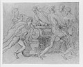 "Sailors Maneuvering a Cannon, Possibly a Study for ""The Death of Sir John More at Corunna"" MET 170515.jpg"