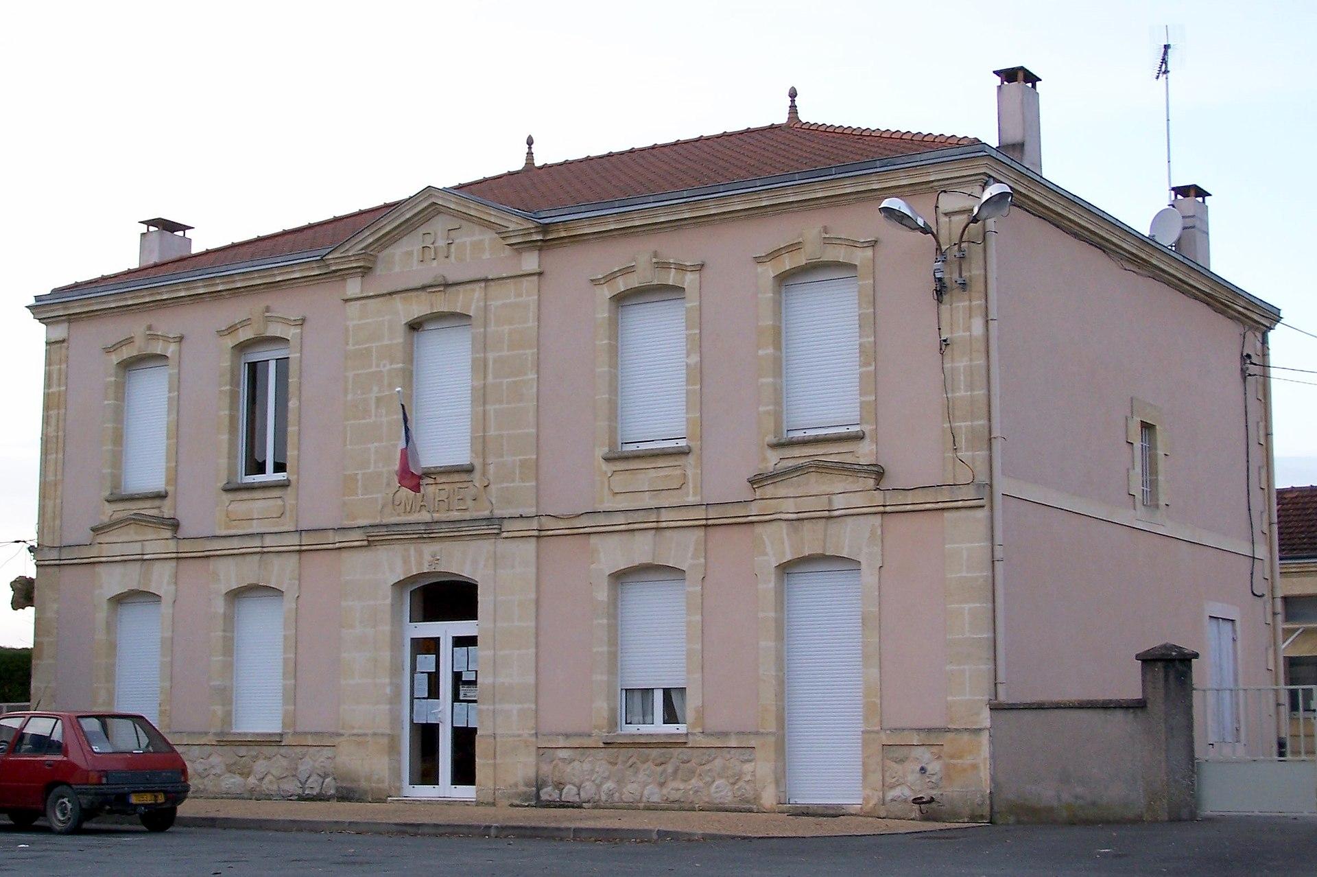 SaintLaurentduBois — Wikipédia ~ Code Postal De La Ville Du Bois