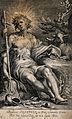 Saint John the Baptist. Engraving. Wellcome V0032472.jpg