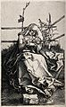 Saint Mary (the Blessed Virgin) with the Christ Child. Repro Wellcome V0033816.jpg
