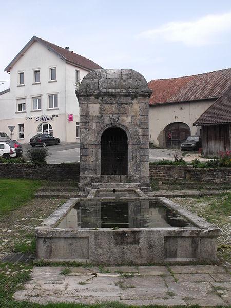 Fontaine de Sainte-Marie (Inscrit)